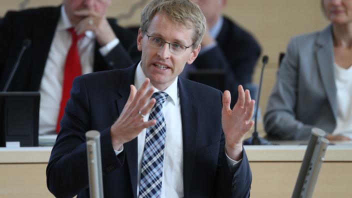 Daniel Günther, MdL