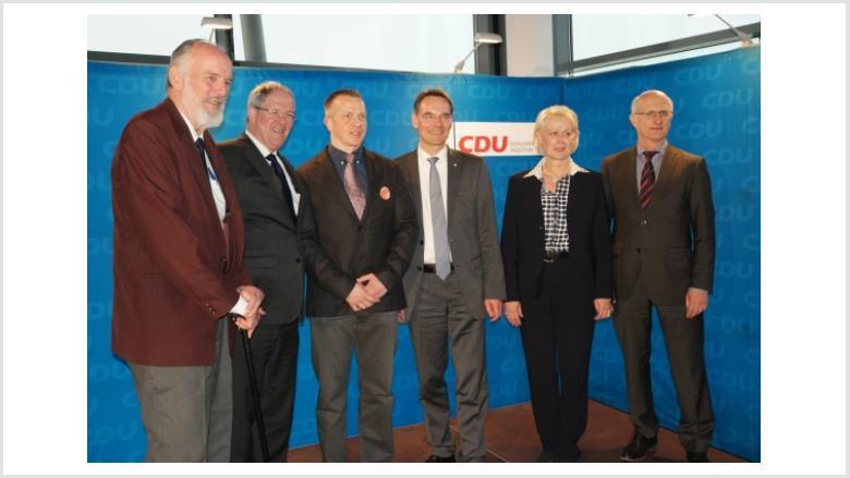Jubiläum der Husumer CDU