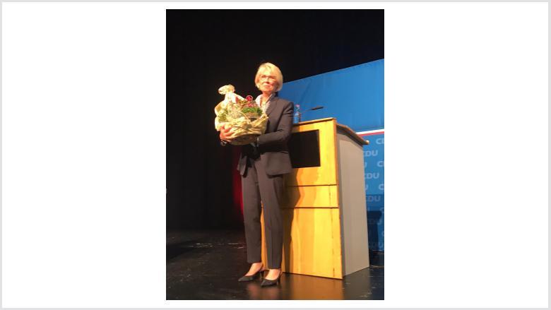 Astrid Damerow tritt erneut für den Bundestag an
